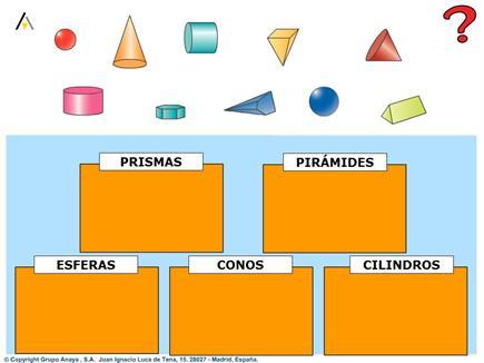 Tipos de figuras geométricas - Biblioteca Escolar Digital