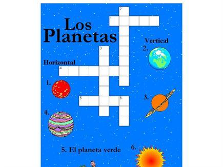 Los planetas - Biblioteca Escolar Digital