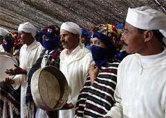 Bodas bereberes en las montañas del Atlas