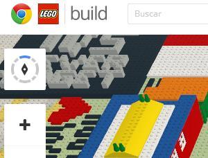 Construye con Google Chrome y Lego