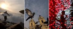 Cebiche, 'chifa' y cumbia peruana