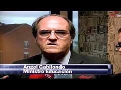 El Ministro de Educación, Ángel Gabilondo, visita las instalaciones de GNOSS