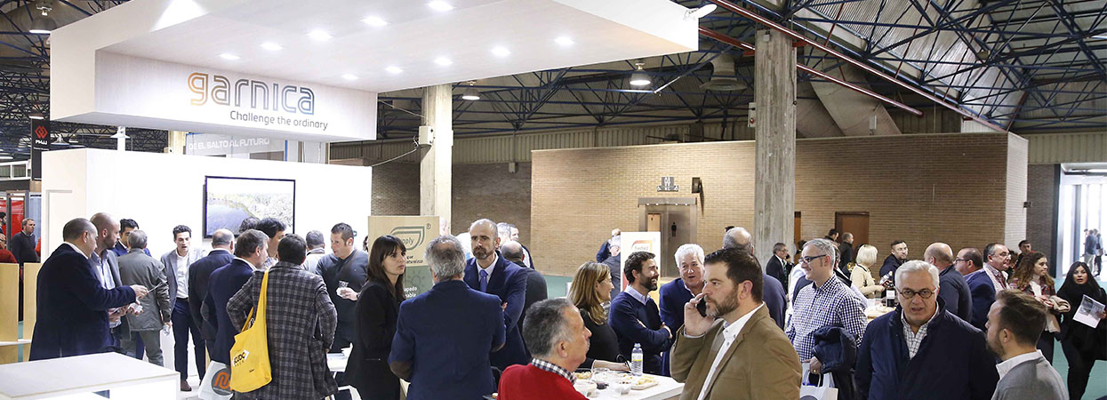 Garnica presented its latest products at Maderalia 2018