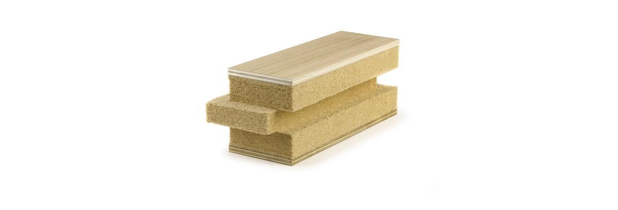 G-Brick Cover fibras de madera