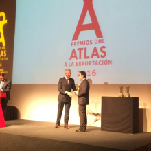 Garnica, DHL Atlas Prize for Most Sustainable Export