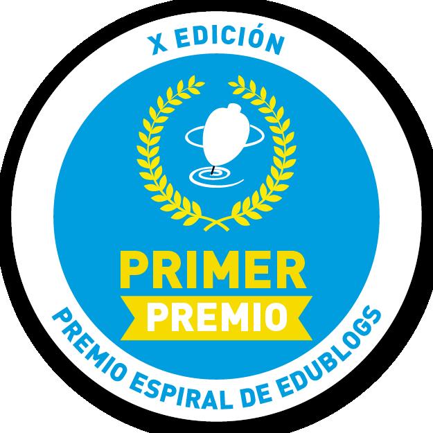 Blog Ganador Premio Espiral Edublogs 2016