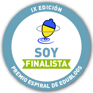 "Finalista categoria ""Reflexión Educativa"""