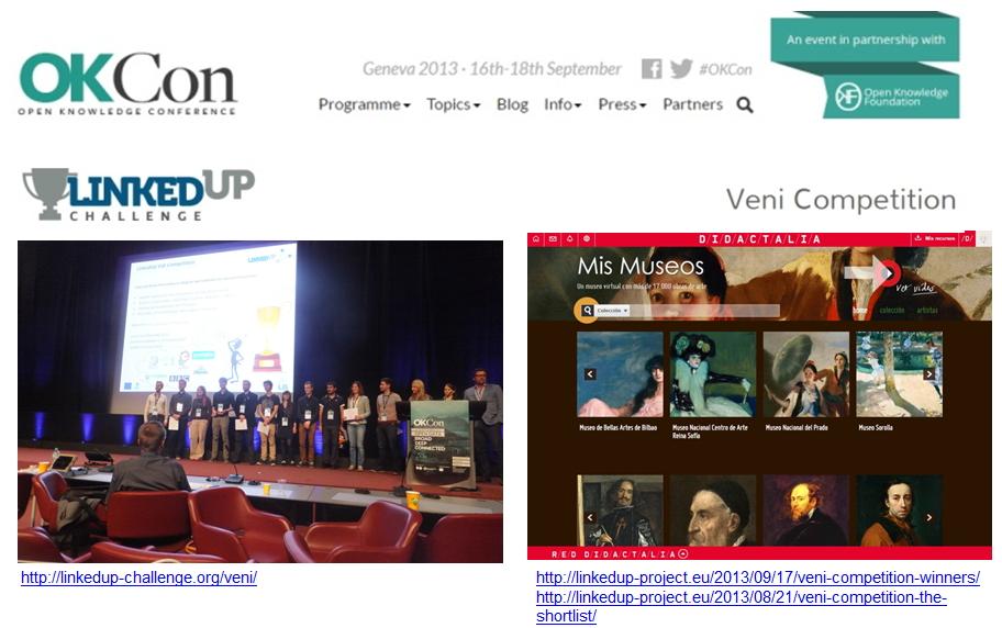 GNOSS international awards (Spanglish)