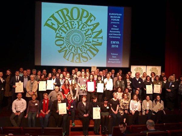 GNOSS participa en el evento anual del Foro Europeo de Museos 2016. San Sebastián. 6 abril 2016