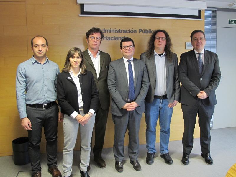 Reunión de trabajo de AFEL en Gnoss.com