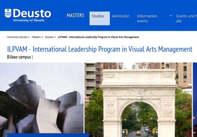 GNOSS interviene en el International Leadership Program in Visual Arts Management