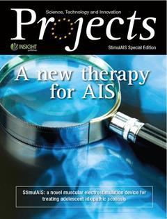 StimulAIS - Dissemination Article (Non-invasive treatment for spinal curvature in children)