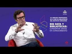 """GNOSS participó en la jornada """"Big Data y Bibliotecas"""" organizada por el Instituto Cervantes"""