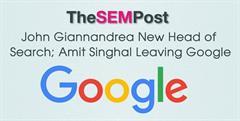 Google sustituye a Amit Singhal, responsable del buscador por John Giannandrea, CTO de Metaweb Technologies