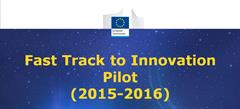 H2020 Fast Track to Innovation  - Consortium Building