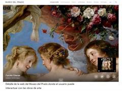 El Museo del Prado convierte su web, desarrollada con tecnología GNOSS, en un lienzo infinito