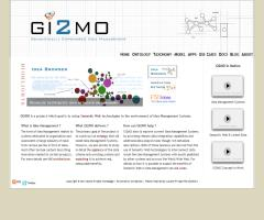 GI2MO. Gestión de Ideas Semánticamente Mejorada - Semantically Empowered Idea Management