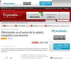 DIFERENCIATE EN EL SECTOR DE LA SALUD Y CONQUISTA A UN INVERSOR