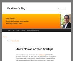 An Explosion of Tech Startups