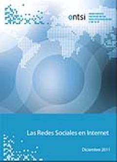 Las redes sociales en internet (ONTSI, Diciembre de 2011)