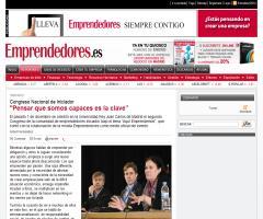 II CONGRESO NACIONAL DE INICIADOR