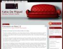 Formación en Web 2.0 (Katia de Miguel sobre GNOSS Universidad 2.0)