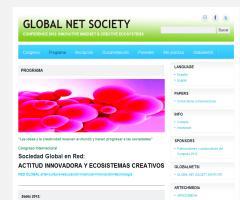 GNOSS participa en el Congreso Internacional Sociedad Global en Red: Actitud Innovadora y Ecosistemas Creativos (Madrid, 23 de octubre de 2012)