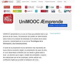 Ricardo A. Maturana participa en UniMooc AEmprende - Curso Masivo para Emprendedores