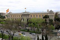 La Biblioteca Nacional se abre al mundo digital con la iniciativa 'BNEscolar' (EFE)