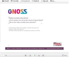 Jornadas #redesedu11 (Redes Sociales en la Educación)