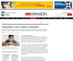 EMPRENDEDOR, VENCE EL MIEDO AL MONOPOLIO