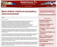 Banco Galicia: música en sucursales y otras innovaciones