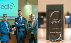 Premio ASEDIE 2018 para Aragón Open Data Pool