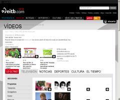 Reportaje sobre gnoss.com en el programa de EITB 'Nick dut Nik'